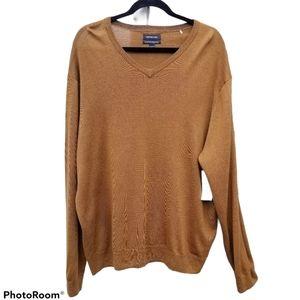 Distinction Extra Fine Merino Wool Sweater NWT
